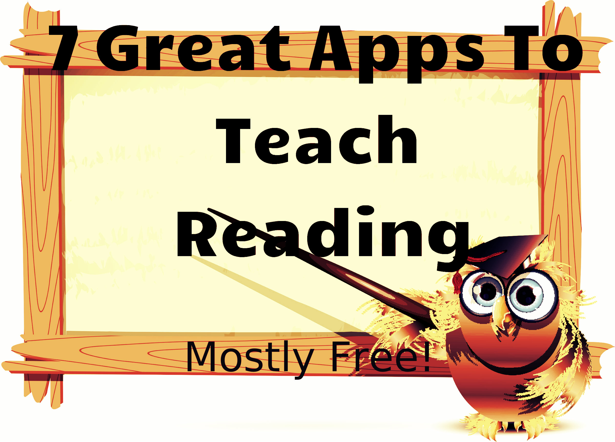 Apps for learning to read