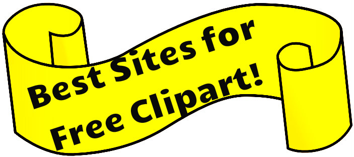 Best sites for free clipart