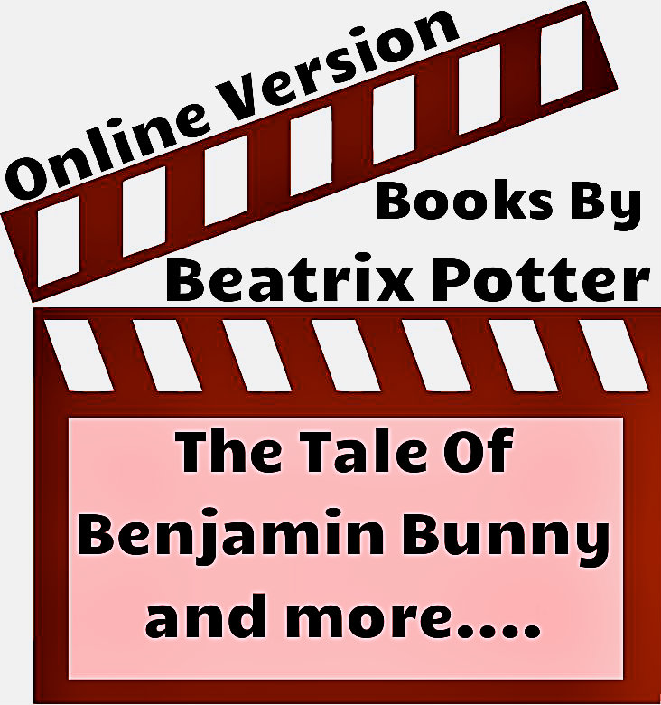 Books by Beatrix Potter Online Version