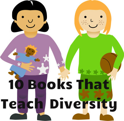 Ten books that teach diversity