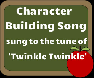 Character Building Song