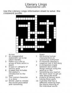 Free Crossword Puzzle