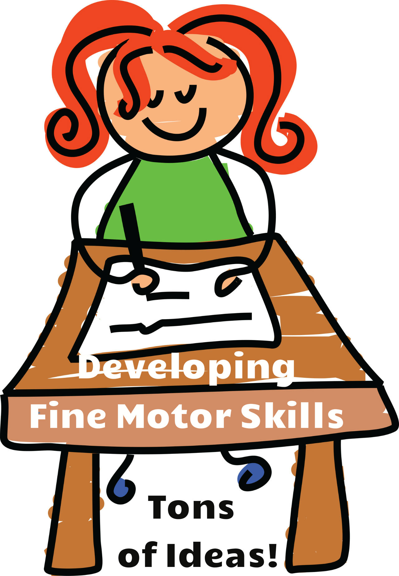 Ideas to develop fine motor skills
