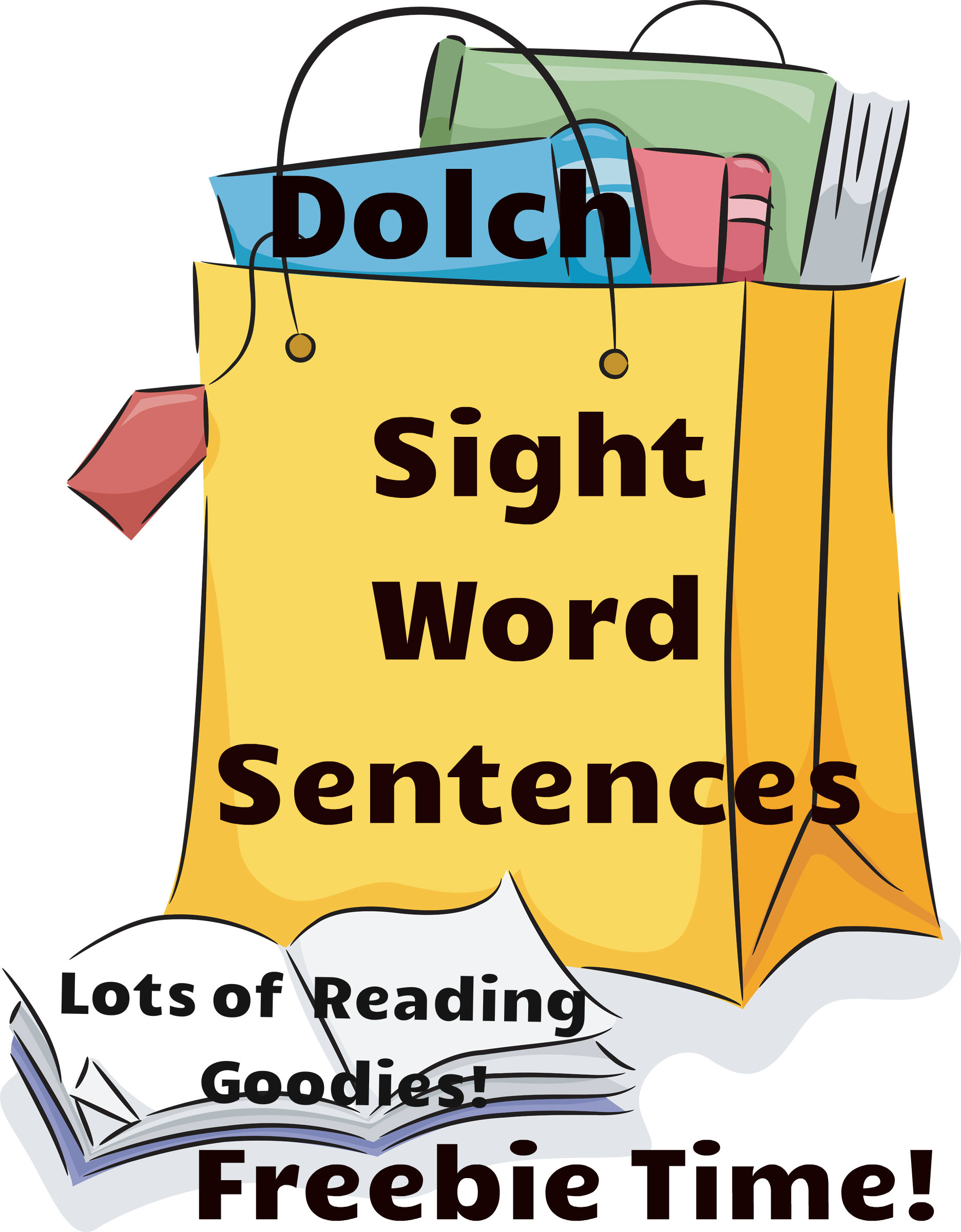 Reading Resources | Free Dolch Sight Word Sentences | Readyteacher.com