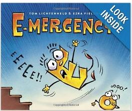 E-MERGENCY, picture book for children.