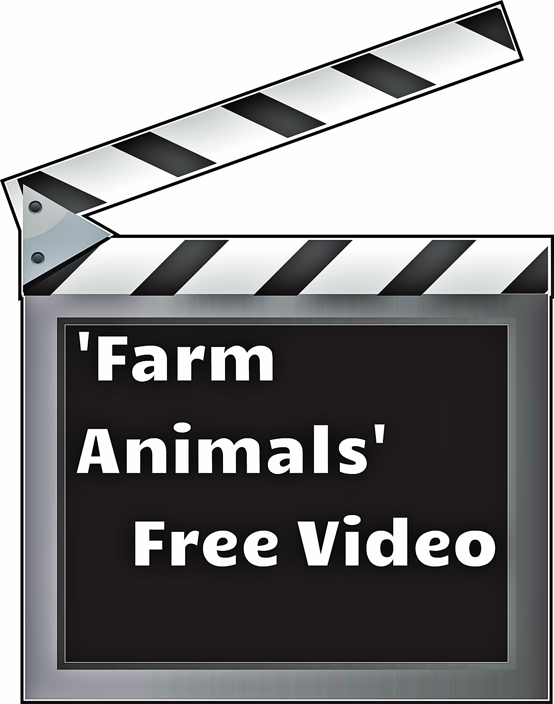Farm Animals Video