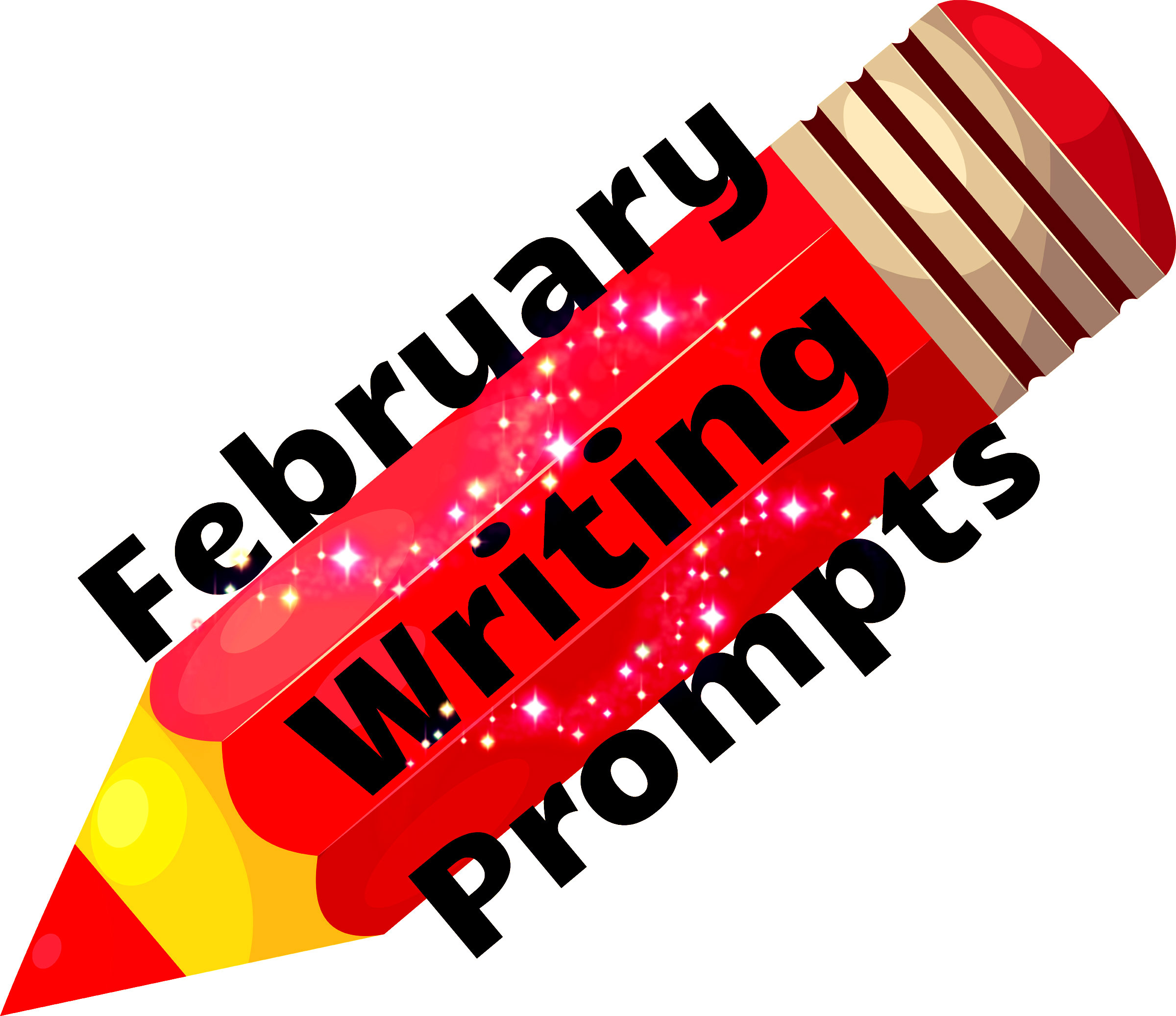 Free writing prompts for february