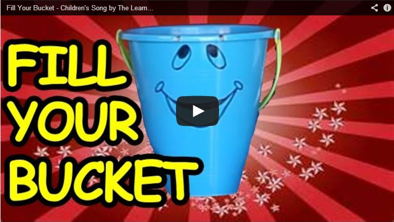 Fill Your Bucket Song