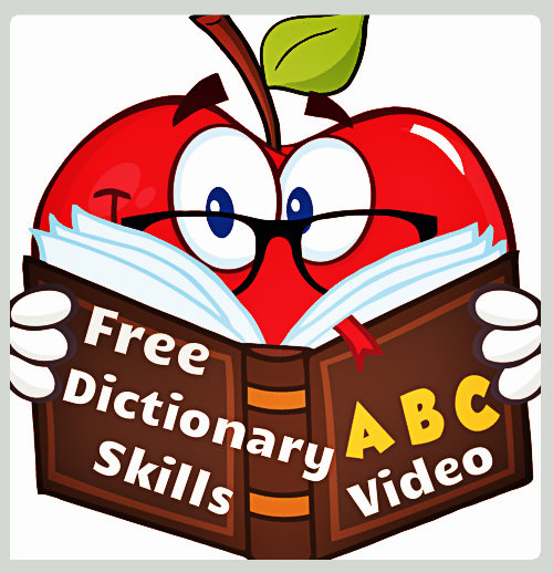 Free Dictionary Skills Video