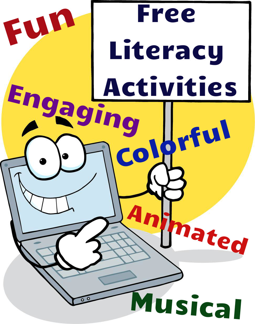 Online Literacy Games and Activities