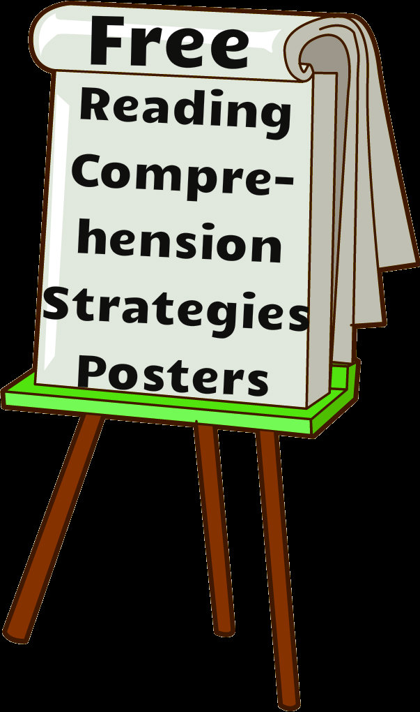 Free Reading Comprehension Strategies Posters