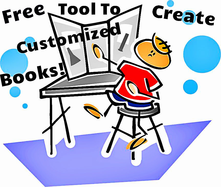 Free Tool to Create Your Own Customized Booklets