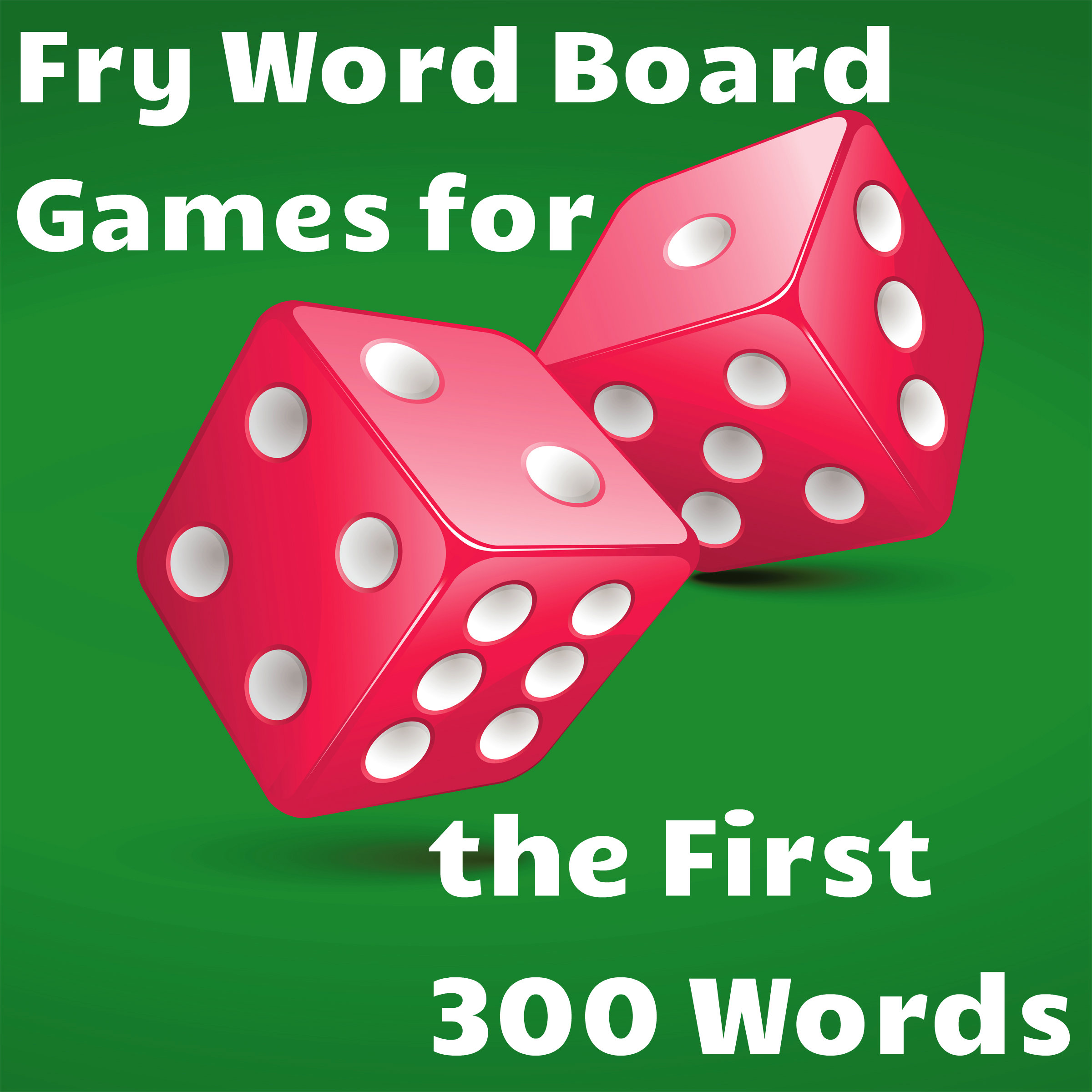 Free fry word board games.