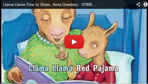 Llama Llama Red Pajama Sing Along Song