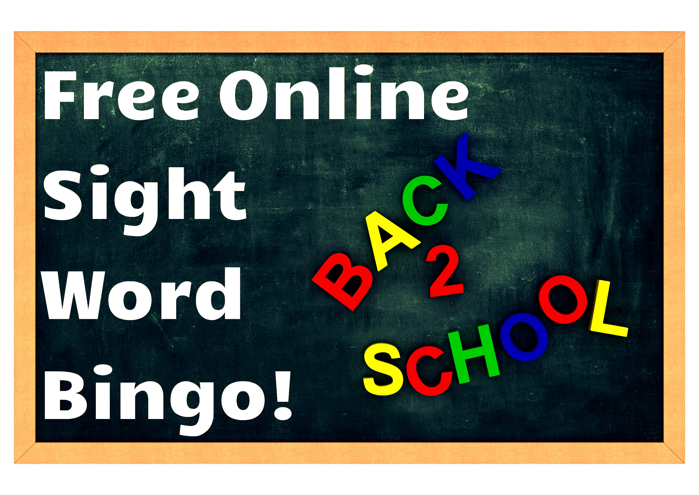 Sight Word Sight Activities  Free   Online activities Readyteacher word Bingo  online Word   sight