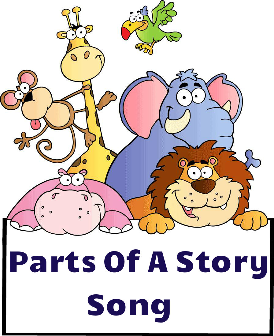 Parts of a story song