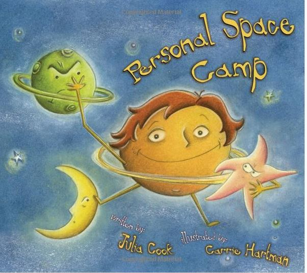 Personal Space Camp by Julia Cook