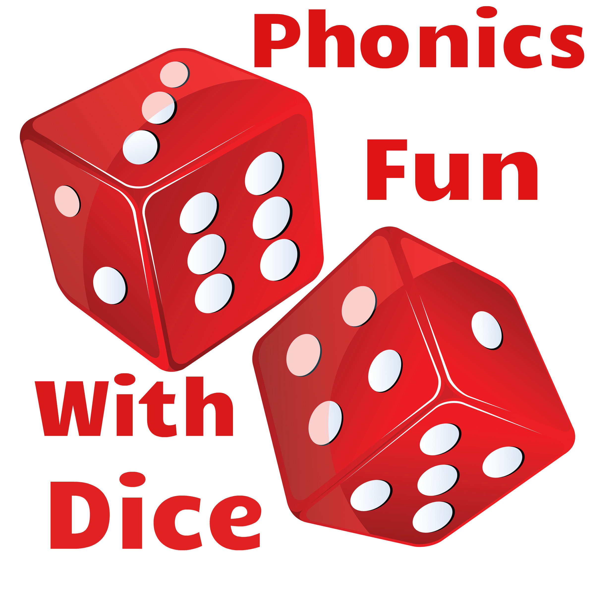 Phonics Fun With Interactive Dice