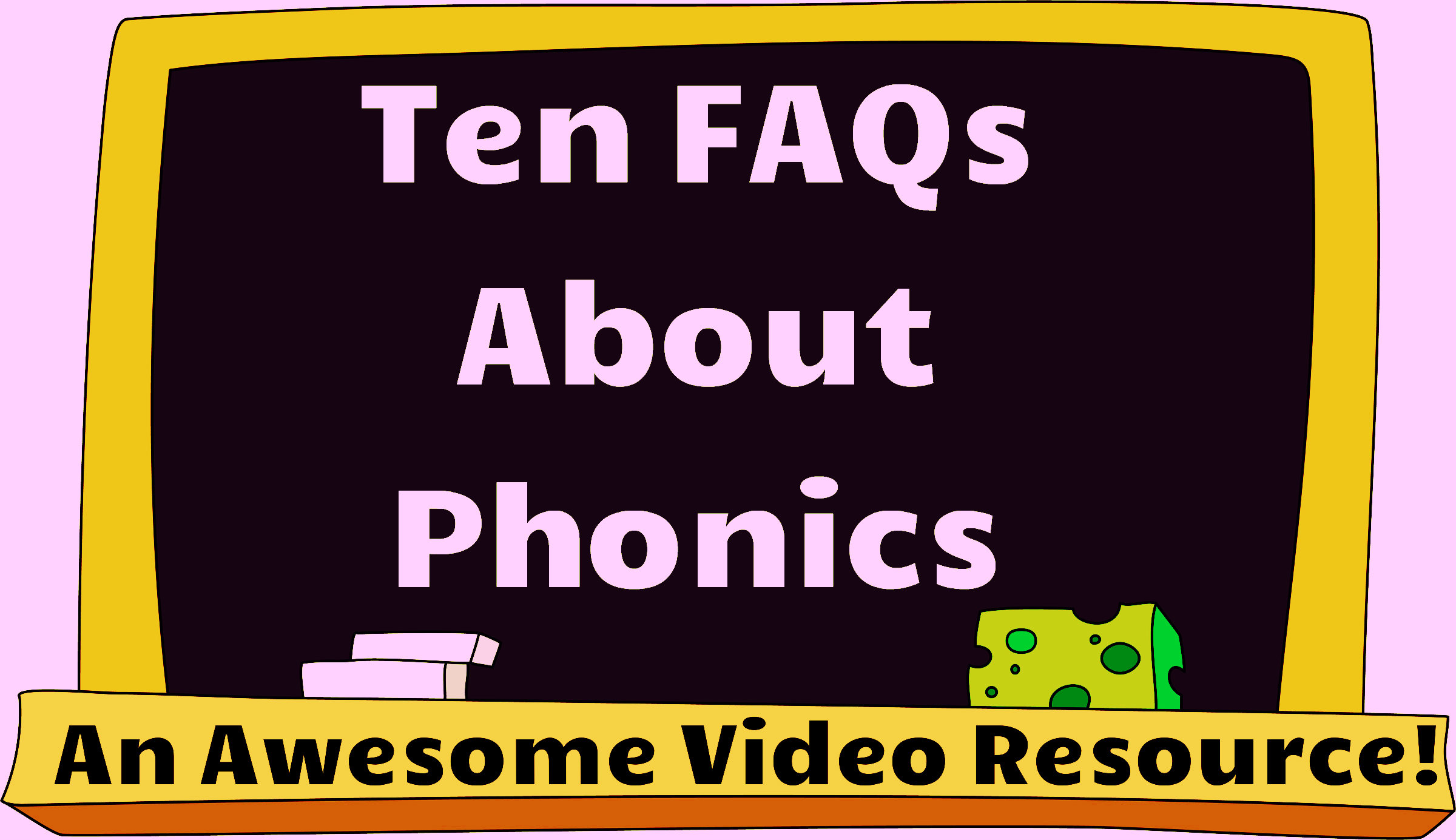 Phonics Reading Tips Videos