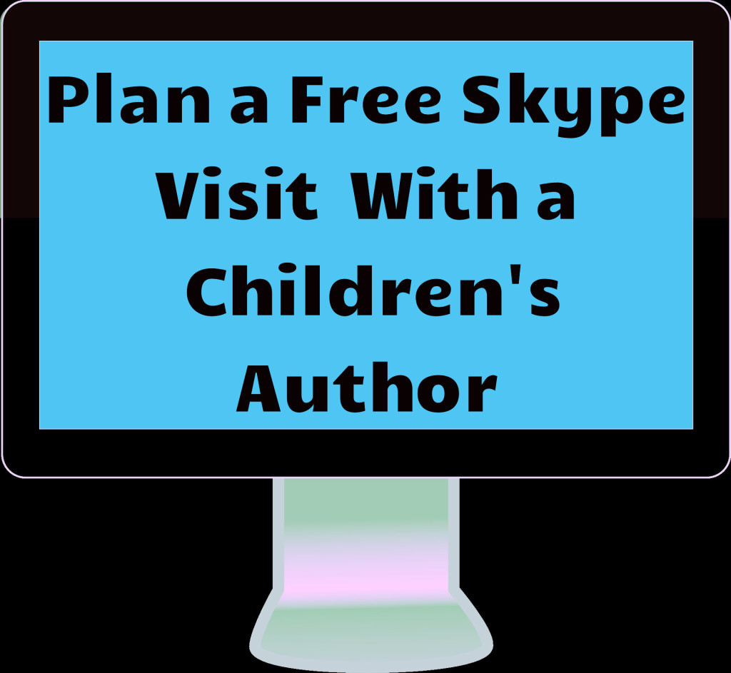 Plan a Skype visit with a children's author for free