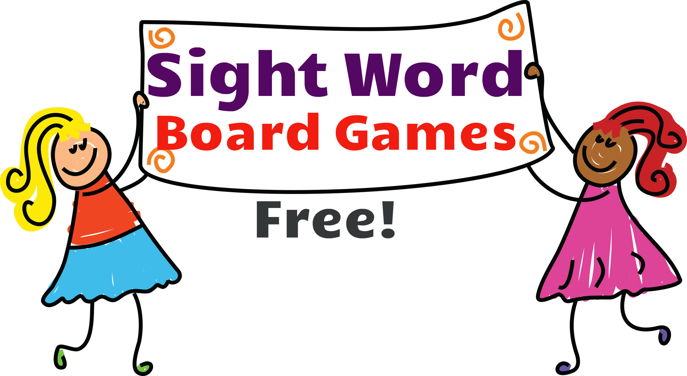 worksheet Sight Word Game sight word board games free activities readyteacher com games
