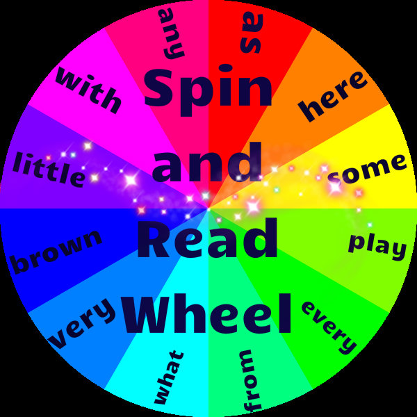 Spin and Read Wheel