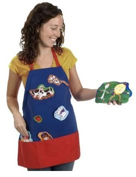Story Telling Apron for Teachers
