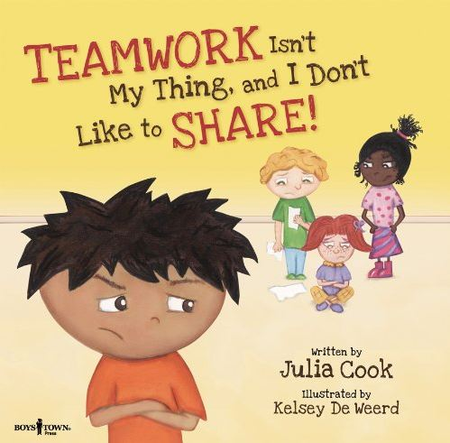 Teamwork Isn't My Thing And I don't Like to Share Book
