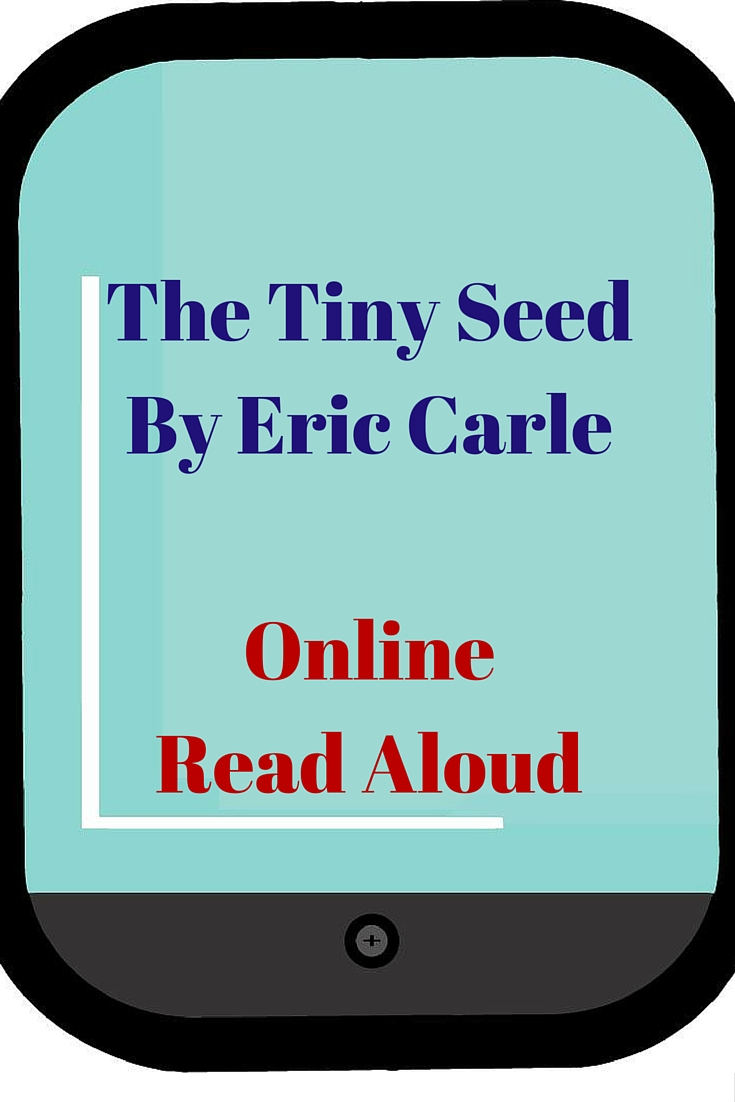 Online Books for Children, children books, The Tiny Seed