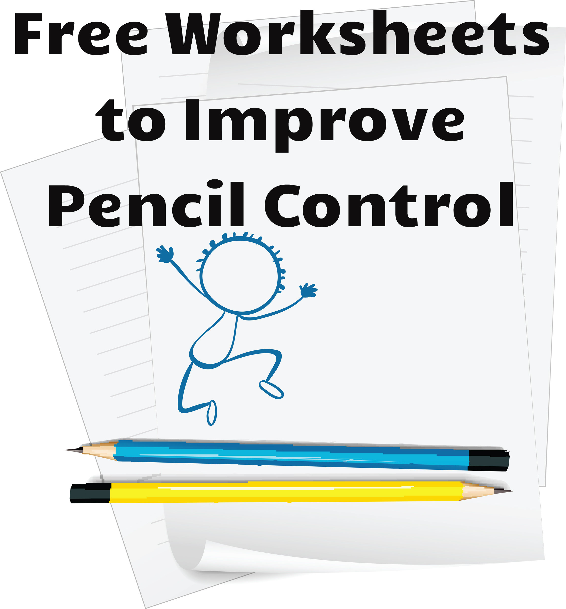 Worksheets to Develop Fine Motor Skills