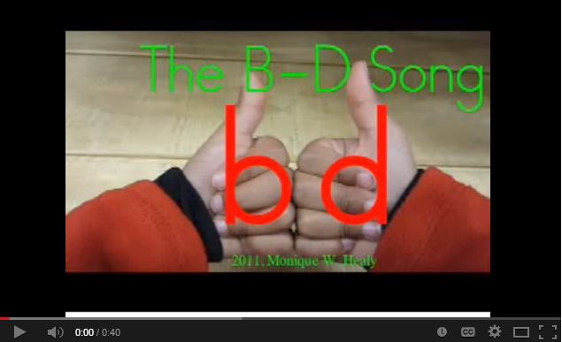 The B-D song