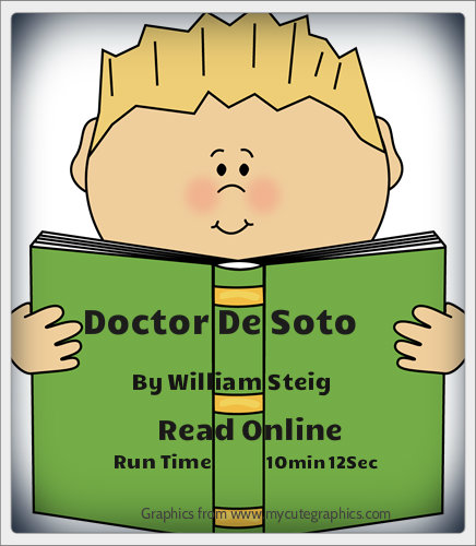 Doctor De Soto by William Steig (Read Online)