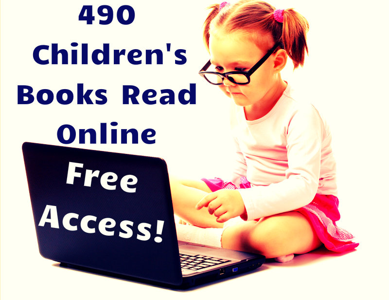 Read children s books online no