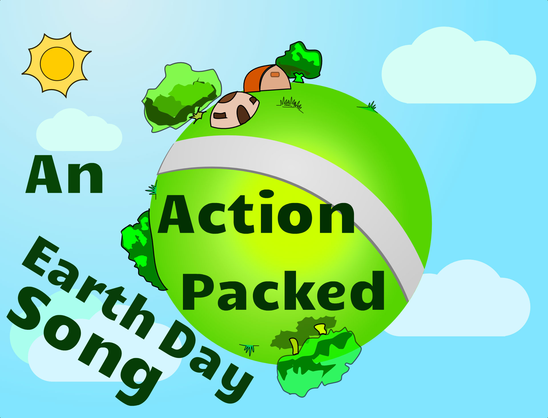 Happy Earth Day Song Fun Earth Day Song For
