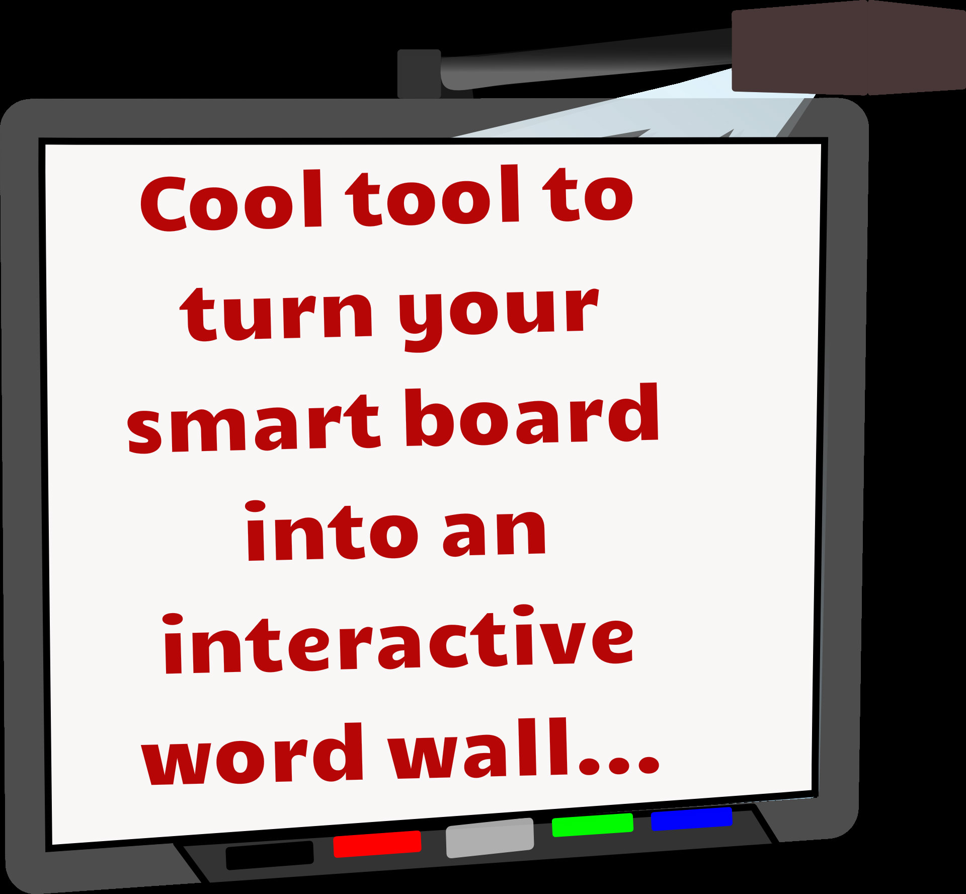 Interactive Word Wall Activities | Smart board Activities ...