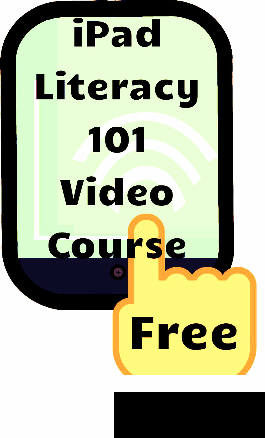 Online iPad training course
