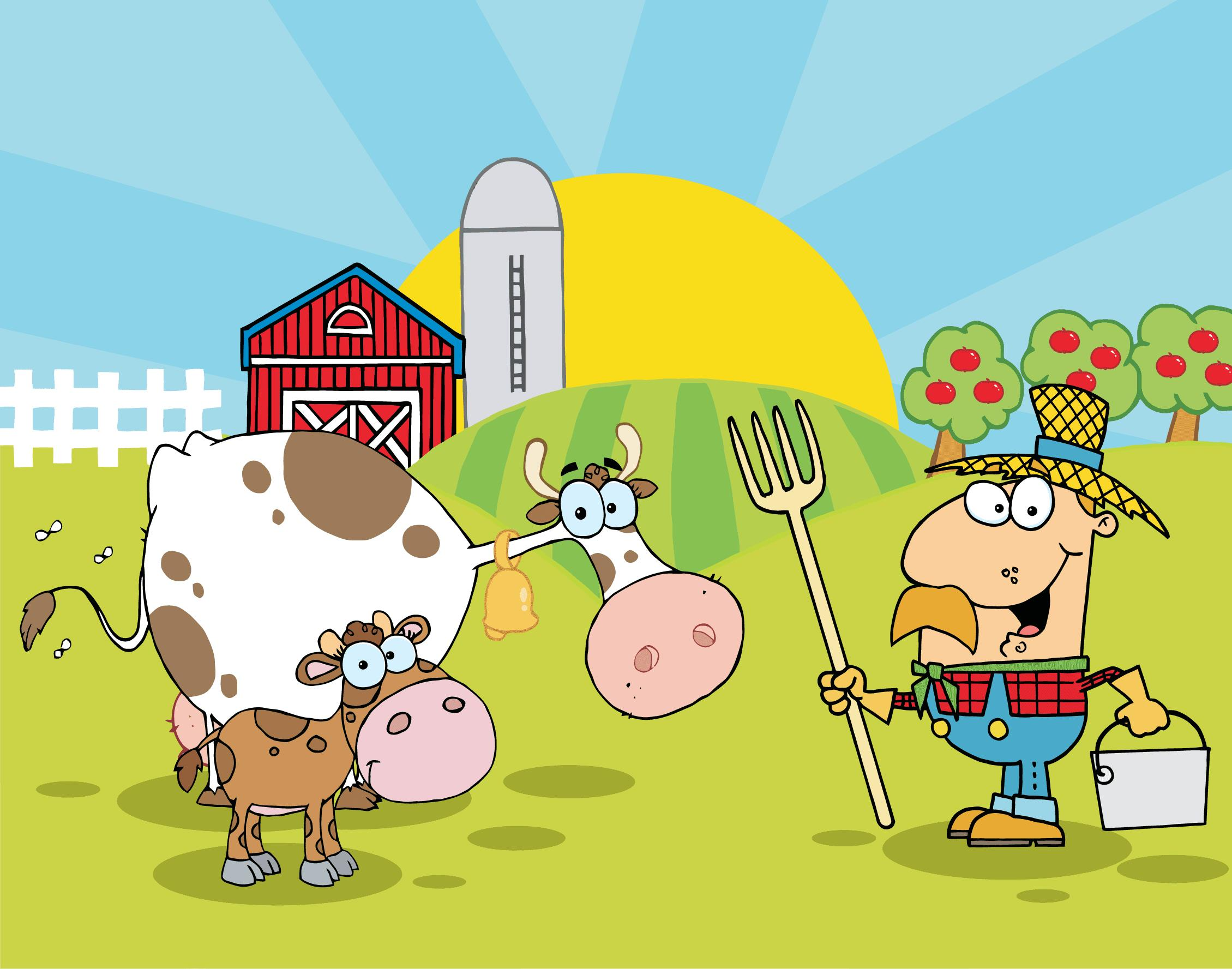 Free Sight Word Story (At the Farm)